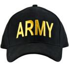 Cap - Army Insignia - Gold