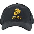 Cap - USMC Insignia - Gold