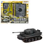 Battery Powered Model Tank Kit - Black