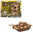 Battery Powered Model Tank Kit - Desert Camo