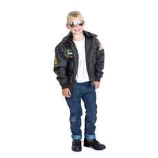 Top Gun Bomber Costume