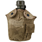 Water Bottle with Cover - Desert - Front