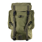 Kids Army Style Rucksack - Olive
