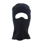 Kids 1 Hole Balaclava - Black