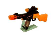 Toy Scoped Thompson Machine Gun