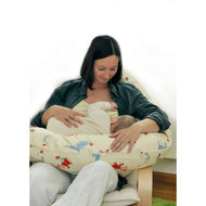 Breast Feeding Support Pillow - Spelt Filling