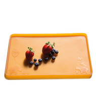 Natural Rubber Placemat Size: 35x22cm No Plastics, Modern Danish Design by Hevea