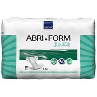 Abena® (Bambo Nature) Eco Abri-Form Junior XS 2 | Children's Nappies  - 5 - 15 Years