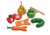 Wonky Fruit & Vegetables - by PlanToys