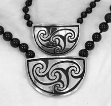 Durrow Spiral Pendant