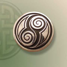 Two Spirals Earrings