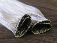 Russian handmade wefts custom made from virgin blonde Caucasian hair by Lynne Walsh