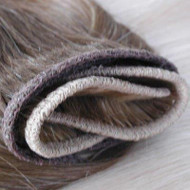 Russian human hair hand wefted using virgin full cuticle Caucasian hair by Lynne Walsh