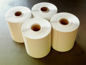 4x6 Direct Thermal 1000 Labels ( 4 Rolls of 250)