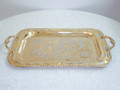 Princes Handmade Ornamented Brass Serving Tray NEW HOME GIFT