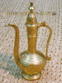 Magical Egyptian Style Handmade Engraved Jug