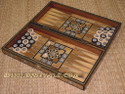 Handmade Backgammon Board