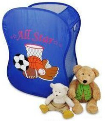 Foldable Laundry Hamper Sport