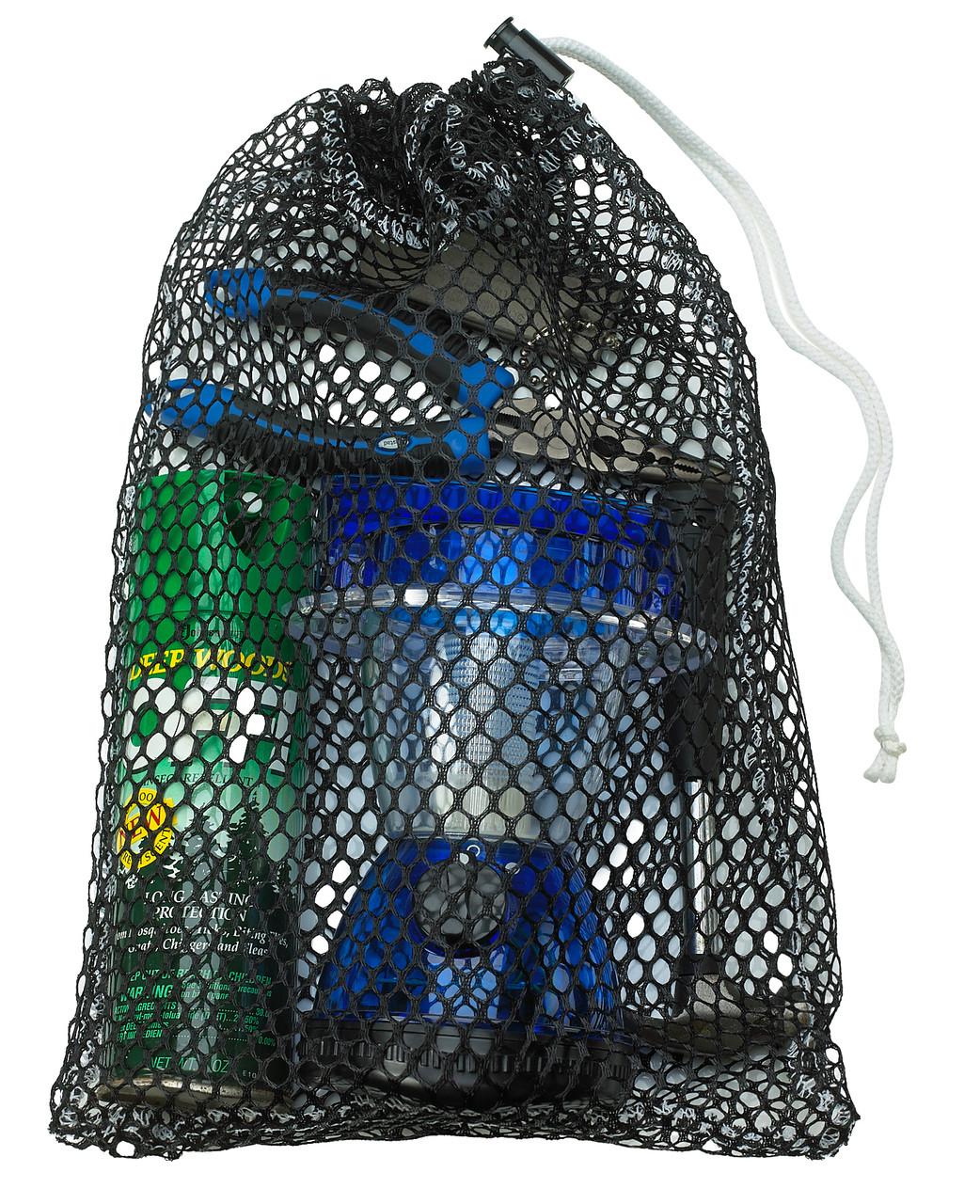68c3bd4f29d9 Mesh Stuff Bag - Assorted Colors and Sizes