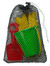 Beach Toys Mesh Stuff Bag