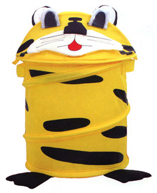Tiger Kids Waste Basket
