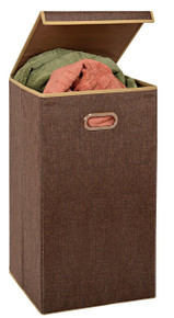 Laundry Hamper with Lid 1