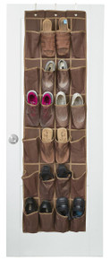 Over the Door Shoe Organizer - Java