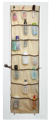 Over the Door Organizer - 42 Pockets 1