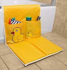Bathing Knee Pad - Yellow - Foldable