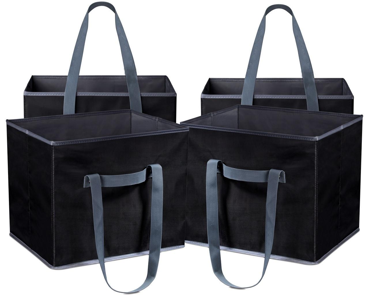 b8138efe1f Reusable Shopping Cube Grocery Bag