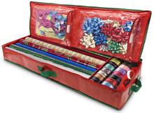 Gift Wrap Storage Organizer