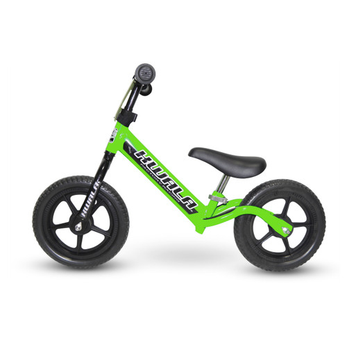 BALANCE BIKE KWALA SX GREEN