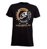 KWALA EMBLEM T SHIRT SLIM FIT SMALLER SIZING