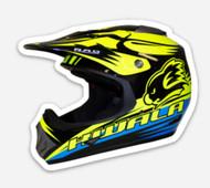 Kwala Nano Helmet Sticker