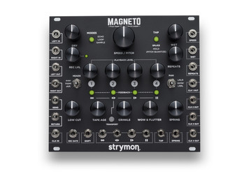 Magneto Four Head dTape Echo & Looper - eurorack module