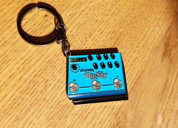 BigSky Keychain
