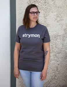 Strymon t-shirt (smoke gray)