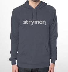 Strymon gray hoodie