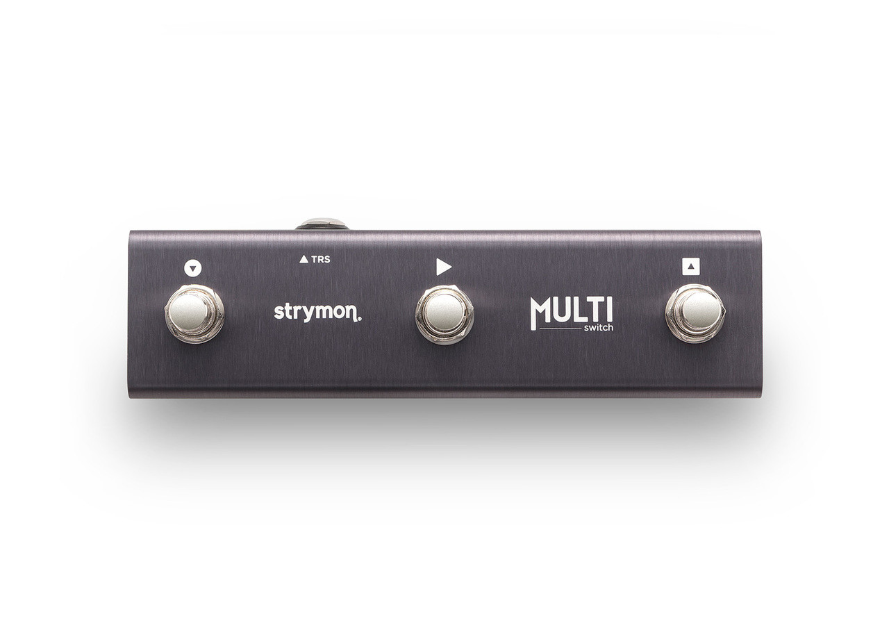 how to update strymon mobius firmware