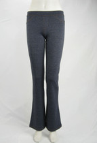Faux Jean Bootcut Stretch Pant