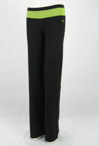 2 Color Waistband Relaxed Fit Pant