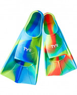 TYR Kid's Stryker Silicone Fins