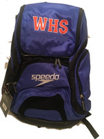WHS Team Backpack with Name