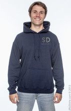 SDA Team Hooded Sweatshirt with Logo
