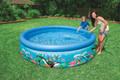 Intex 10 ft x 30 in Easy Set Pool Set w/ Cartridge Filter Pump