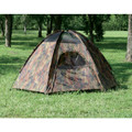 Camoflage Hexagon Dome Tent
