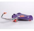 Mason Flying Turtle- Purple