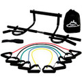 Black Mountain Products Pull Up Bar and Resistance Bands