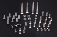 FGX STAINLESS STEEL SCREW KIT