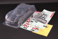 RC Body Set Nissan R390 GT1